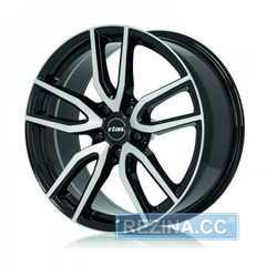 Купить Легковой диск RIAL Torino DBFP R16 W6.5 PCD5x105 ET40 DIA56.6