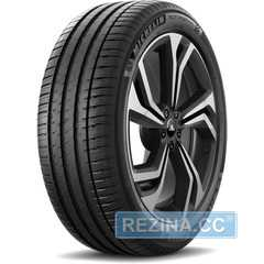 Купить Летняя шина MICHELIN Pilot Sport 4 SUV 255/45R19 100V
