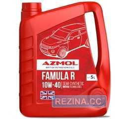 Моторное масло AZMOL Famula R - rezina.cc