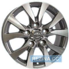 Купить Легковой диск REPLICA GT 10473 GMF R18 W8 PCD5x150 ET56 DIA110.1
