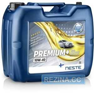Купить Моторное масло NESTE Premium Plus 10W-40 (20л)