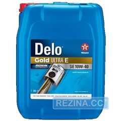 Моторное масло TEXACO Delo Gold ULTRA E SAE - rezina.cc