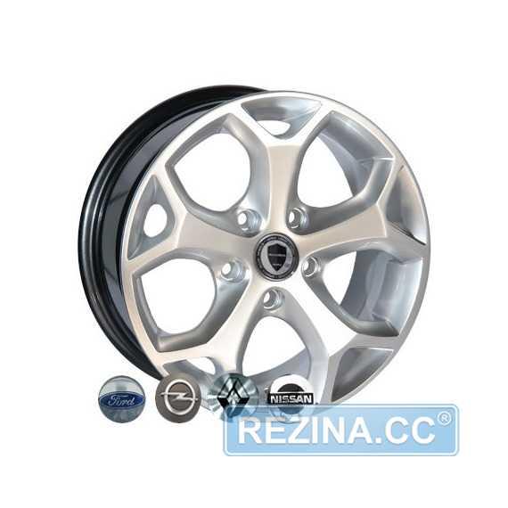 Легковой диск REPLICA RENAULT 547 HS - rezina.cc