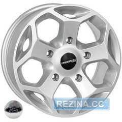 Легковой диск REPLICA FORD BK401 S - rezina.cc