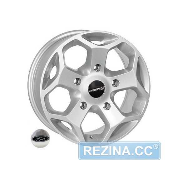Легковой диск ZW BK401 S - rezina.cc