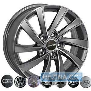 Купить Легковой диск REPLICA SEAT BK5290 GP R16 W6.5 PCD5x112 ET46 DIA57.1