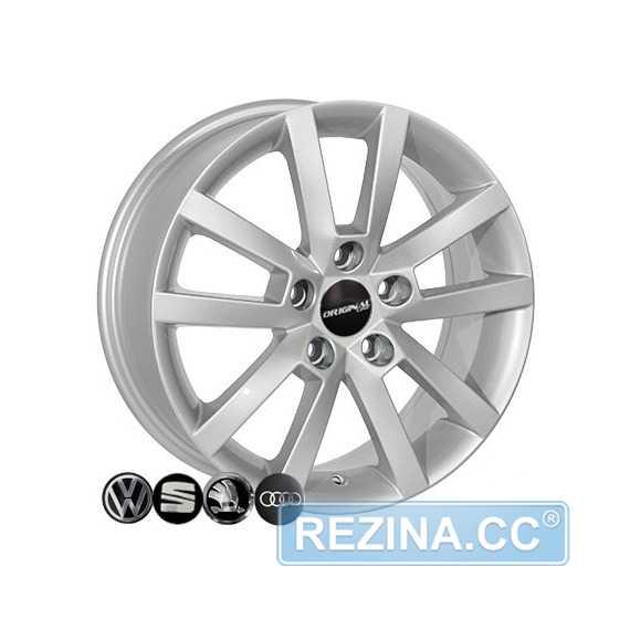 Легковой диск REPLICA SKODA BK711 S - rezina.cc