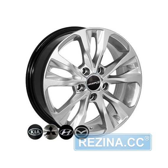 Легковой диск REPLICA KIA BK5212 HS - rezina.cc