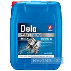 Моторное масло TEXACO DELO 400 RDS - rezina.cc