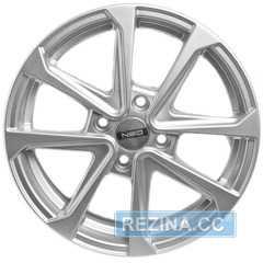 Купить Легковой диск TECHLINE 667 S R16 W6 PCD4x108 ET37 DIA63.4