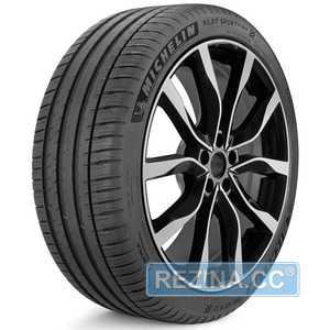 Купить Летняя шина MICHELIN Pilot Sport 4 SUV 255/60R18 112W