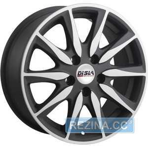 Купить DISLA Raptor 702 BDM R17 W7.5 PCD5x114.3 ET45 DIA67.1