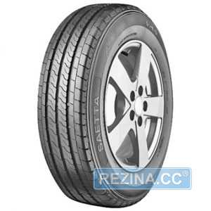 Купить Летняя шина SAETTA VAN 215/70R15C 109/107S