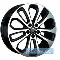 Легковой диск REPLAY SZ64 BKF - rezina.cc