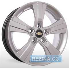 Купить Replica YQR-M019 HS (CHEVROLET) R15 W6.5 PCD5x105 ET39 DIA56.6