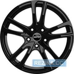 Купить Легковой диск GMP Italia ASTRAL Glossy Black R17 W7 PCD4x100 ET45 DIA73.1