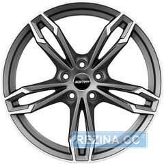 Купить Легковой диск GMP Italia DEA Matt Anthracite Diamond R19 W8 PCD5x120 ET36 DIA72,6