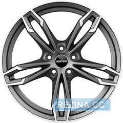 Купить Легковой диск GMP Italia DEA Matt Anthracite Diamond R19 W9 PCD5x120 ET37 DIA72,6