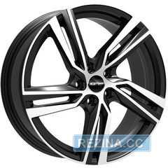 Легковой диск GMP Italia ARCAN Black Diamond - rezina.cc