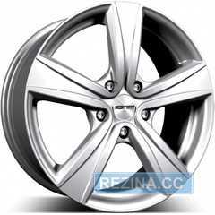 Легковой диск GMP Italia ARGON Silver - rezina.cc