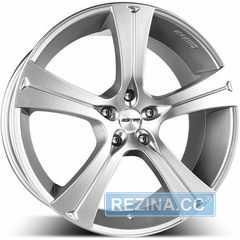 Купить Легковой диск GMP Italia BURAN Silver R18 W8.5 PCD5x114.3 ET43 DIA73.1