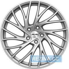 Купить Легковой диск GMP Italia ENIGMA Satin Silver R20 W8,5 PCD5x110 ET30 DIA65,1