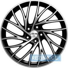 Купить Легковой диск GMP Italia ENIGMA Black Diamond R20 W9 PCD5x112 ET35 DIA66,6