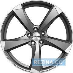 Легковой диск GMP Italia ICAN Matt Anthracite Diamond - rezina.cc