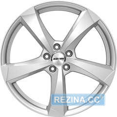Легковой диск GMP Italia ICAN Silver - rezina.cc