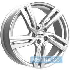 Купить Легковой диск GMP Italia ARCAN Silver Diamond R18 W7.5 PCD5x112 ET45 DIA66.6