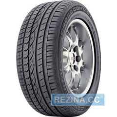 Купить Летняя шина CONTINENTAL ContiCrossContact UHP 255/55R19 111V