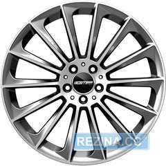 Купить Легковой диск GMP Italia STELLAR Anthracite Diamond R21 W9 PCD5x112 ET35 DIA66,6