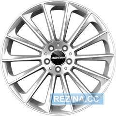 Легковой диск GMP Italia STELLAR Silver - rezina.cc