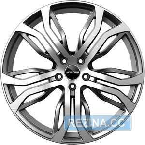 Купить Легковой диск GMP Italia DYNAMIK Anthracite Diamond R20 W9 PCD5x108 ET38,5 DIA63,4