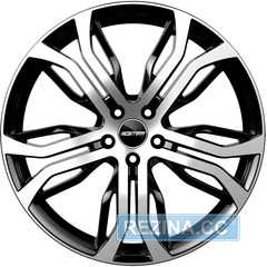 Легковой диск GMP Italia DYNAMIK Black Diamond - rezina.cc