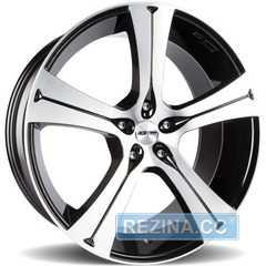 Купить Легковой диск GMP Italia BURAN Black Diamond R20 W10 PCD5x120 ET45 DIA65.1