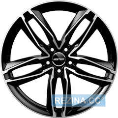 Легковой диск GMP Italia ATOM Black Diamond - rezina.cc
