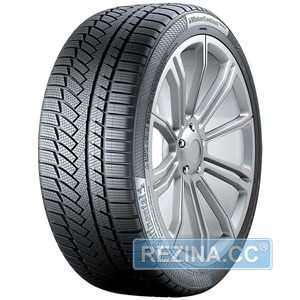 Купить Зимняя шина CONTINENTAL ContiWinterContact TS 850P 205/55R19 97H
