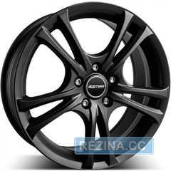 Купить Легковой диск GMP Italia EASY-R Matt Black R16 W7 PCD4x108 ET25 DIA65.1