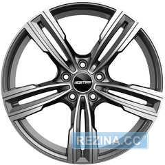 Купить Легковой диск GMP Italia REVEN Anthracite Diamond R17 W7,5 PCD5x120 ET37 DIA72,6