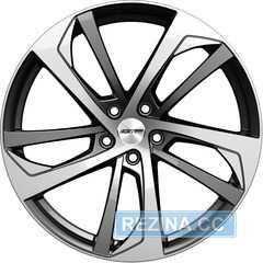 Купить Легковой диск GMP Italia KATANA Anthracite Diamond R20 W9 PCD5x112 ET25 DIA66,5