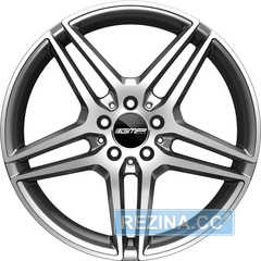 Купить Легковой диск GMP Italia MYTHOS Anthracite Diamond R19 W8,5 PCD5x112 ET45 DIA66,6