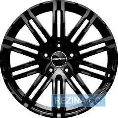 Купить Легковой диск GMP Italia TARGA Glossy Black R21 W10 PCD5x112 ET30 DIA66,5