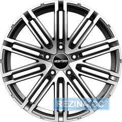 Купить Легковой диск GMP Italia TARGA Anthracite Diamond R20 W11 PCD5x130 ET70 DIA71,6