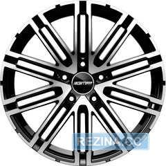 Купить Легковой диск GMP Italia TARGA Black Diamond R20 W10 PCD5x130 ET50 DIA71,6
