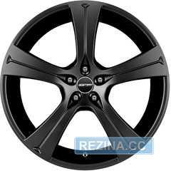 Купить Легковой диск GMP Italia BURAN Matt Black R20 W10 PCD5x120 ET50 DIA65,1