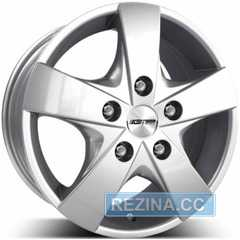 Купить Легковой диск GMP Italia JOB Silver R16 W6.5 PCD6x130 ET60 DIA84.1