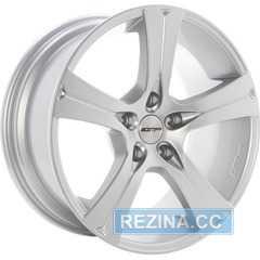 Легковой диск GMP Italia BURAN VAN Silver - rezina.cc