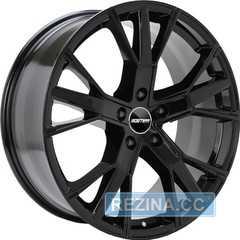 Купить Легковой диск GMP Italia GUNNER Glossy Black R21 W9 PCD5x112 ET26 DIA66.5