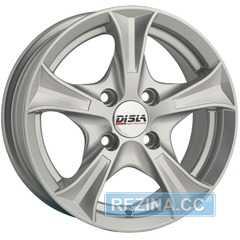 Купить DISLA Luxury 606 S R16 W7 PCD5x112 ET42 DIA57.1